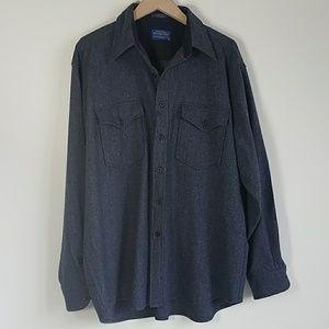 Pendleton Wool Buttondown